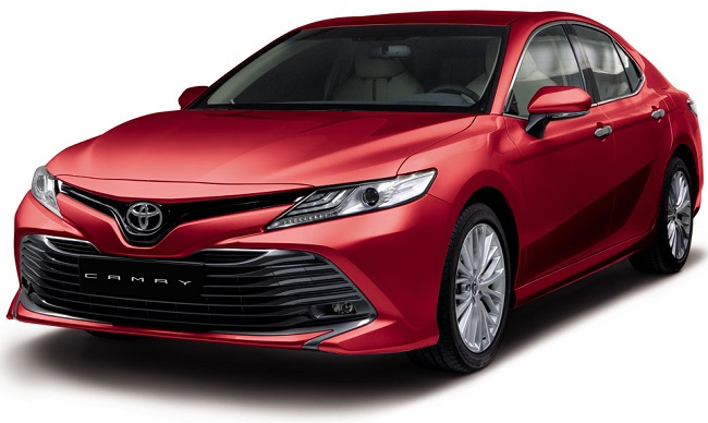 NEW! 2019! Toyota Camry